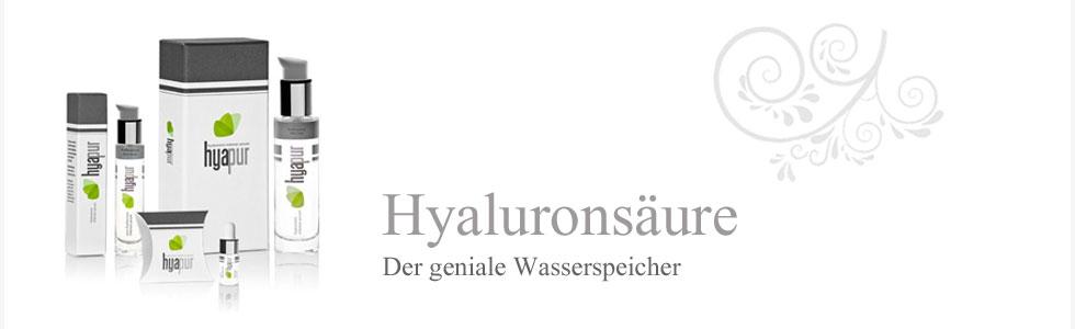 Hyaluronsäure Serum